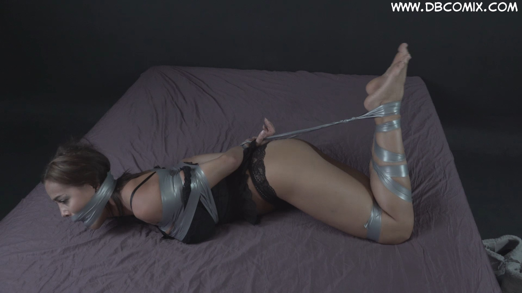 Escape Artist in Bondage